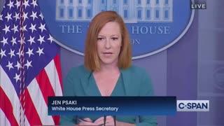 WH Press Secretary Jen Psaki Unveils SHOCKING Plan to Go Door to Door to Unvaccinated