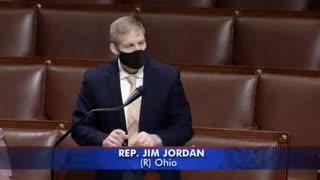Jim Jordan calls out Congress on Election Fraud