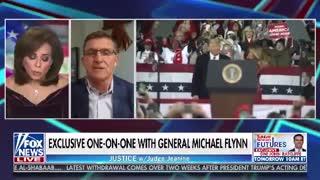 Michael Flynn: I Must've Put the Fear of God Into Barack Obama