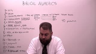 Biblical Numerics