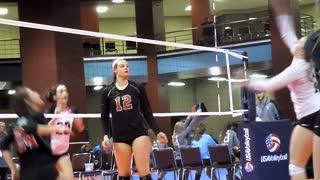 MLK Volleyball Tournament 8B