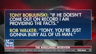 """Tony Bobulinski Releases Voicemail: """"You're Just Gonna Bury Us All"""""""