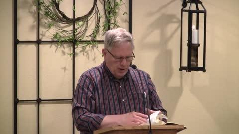 April 7, 2021 - Genesis 25 - Wednesday Evening Service