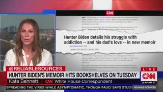 Stelter on Hunter Biden Book: 'It's Extraordinary ... It's Breathtaking'