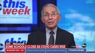 Dr. Fauci Completely Contradicts Himself, Makes Libs Furious As He Sides With Conservatives