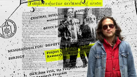 On The Trail of Son of Sam with Manny Grossman – Was Yonkers an Operation Paperclip MK Ultra Hub?