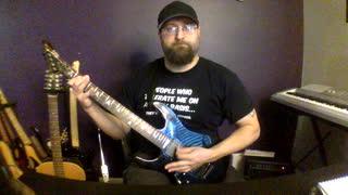 metal guitar picking exercises