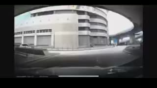 Crazy Hong Kong driver