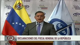 Fiscalía venezolana investiga a representantes de Guaidó por cobrar sobornos