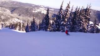Powder Skiing at Apex Mountain Resort