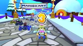 Mario Kart Tour - Peachette Gameplay (Peach vs. Daisy Tour Token Shop Reward)