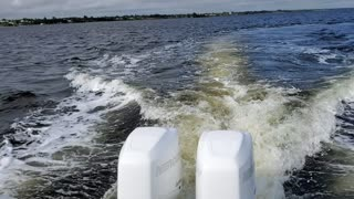Running the Indian river