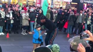newyork times square