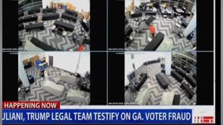 Illegal Ballots in GA
