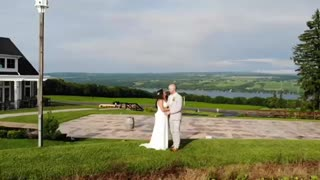 FLE Event Group Starkey Lookout Wedding Videography