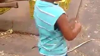 Children dancing that beautiful