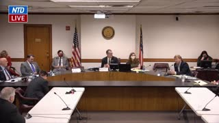 Closing Statements During Georgia Senate Hearing on Election Issues