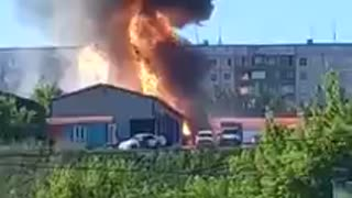 Novosibirsk explosion