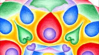 Earthly Solfeggio Frequency Mandalas