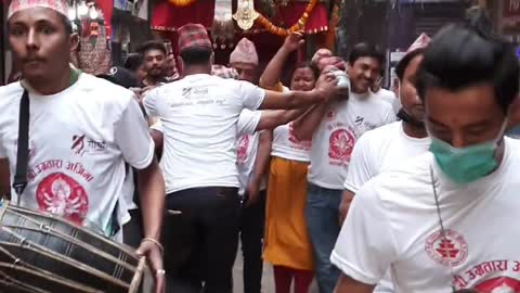 Ugratara Jatra   Ason