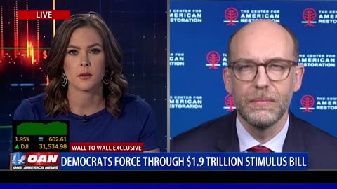Wall to Wall: Former OMB Director on Stimulus Bill
