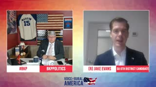 Jake Evans - GA 6th District Candidate, Joins #BKP to Discuss His Campaign