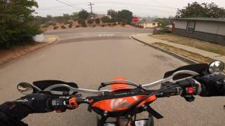 GoPro Hero 8 test of a Wind Slayer