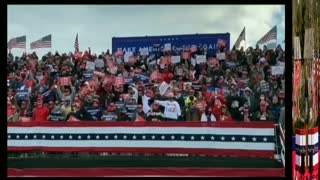 President Trump Make America Great Again Reading Pennsylvania 10-31-2020