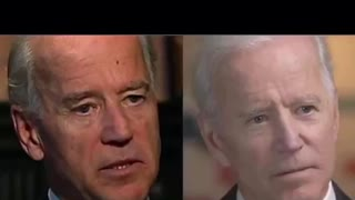 Biden looking different lately