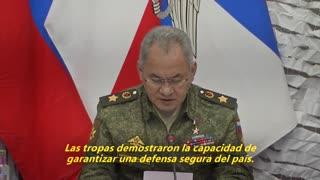 Rusia replegará a sus tropas del sur y el oeste del país