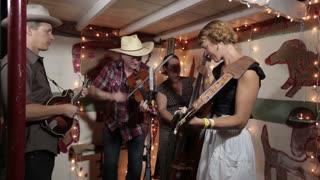 Georgia Railroad - Foghorn Stringband