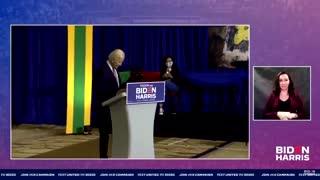 Joe Biden plays Despacito to pander to Latino voters