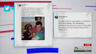 Biden camp defends comments about working with segregationist senators