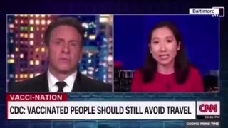 CNN Guest Makes STUNNING Admission About Reopening After Vaccines