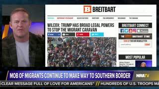 Dale Wilcox on Birthright Citizenship, Migrant Caravan
