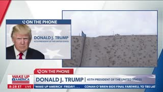 Trump Speaks Out On Kamala's Border Visit and CRT, He Doesn't Hold Back!