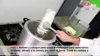 Receta Cocinarte: Matambre argentino