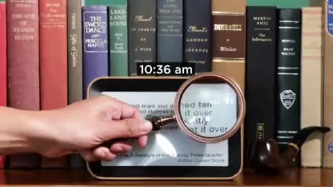 Author Clock A Novel Way To Tell Time by Mechanical Design Labs