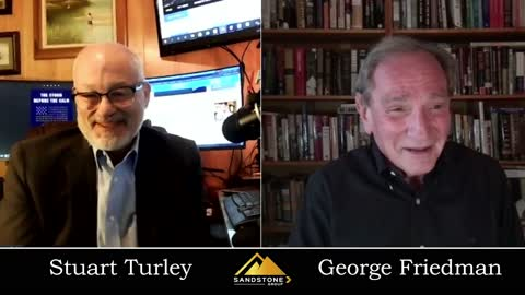 Energy News Beat Podcast with Dr. George Friedman - Best Selling Author