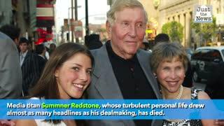 Sumner Redstone, legendary media tycoon, dead at 97