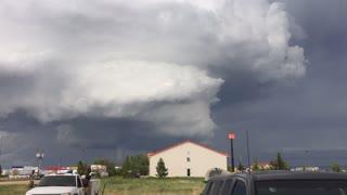 Swirling Tornado