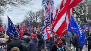 Save America Rally Part 2