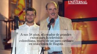 cFallece el libretista colombiano Fernando Gaitán