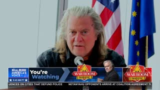 Bannon Slams Fauci: Will Pay for 'Crime Against Humanity'