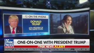 Trump Jokes About Meghan Markle Running for President