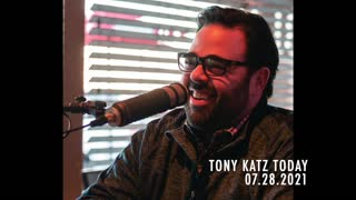 Tony Katz Today Podcast: Masks Are Not About Science, They Are About Fear