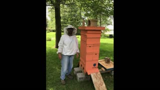 S2E29. May 25th Adding to Hives 3 and 4