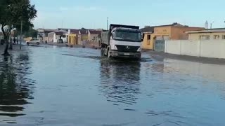 Inclement weather brings floods