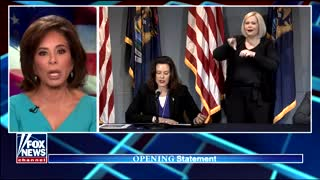 Judge Jeanine lockdown monologue part 1