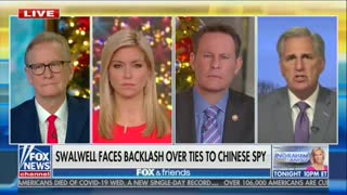 McCarthy: Swalwell Should 'Not Be on Intel Committee'